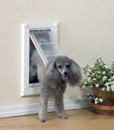 Endura Flap Dog Doors For Walls Furrypartners