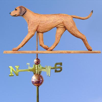 Hand Made Rhodesian Ridgeback Dog Weathervane *NEW*