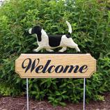 Basset Hound DIG Welcome Stake
